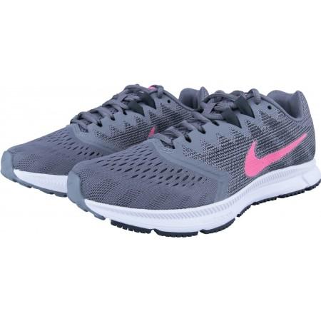 Obuwie do biegania damskie - Nike AIR ZOOM SPAN 2 W - 2