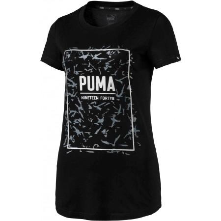 Koszulka damska - Puma FUSION GRAPHIC TEE
