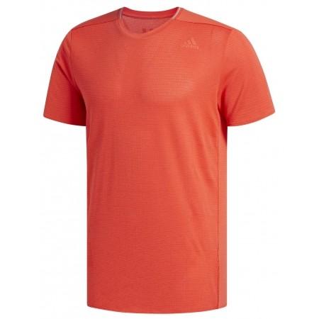 Koszulka do biegania męska - adidas SN SS TEE M - 4