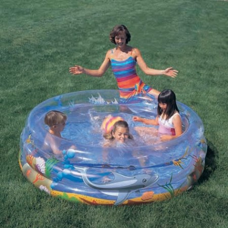 SEA LIFE POOL – Basen - Bestway SEA LIFE POOL