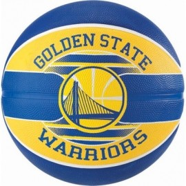 Spalding NBA TEAM BALL GOLDEN STATE WARRIORS - Piłka do koszykówki