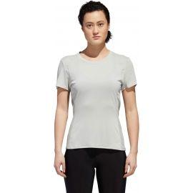 adidas FR SN SS TEE W - Koszulka do biegania damska