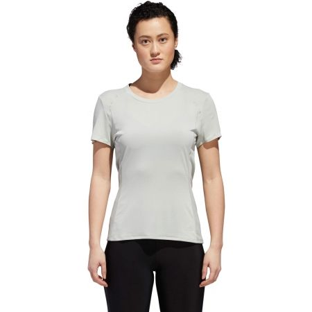 Koszulka do biegania damska - adidas FR SN SS TEE W - 1