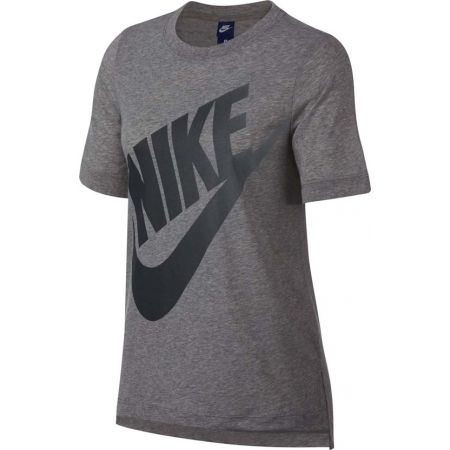 Koszulka damska - Nike TOP SS LOGO FUTURA - 1
