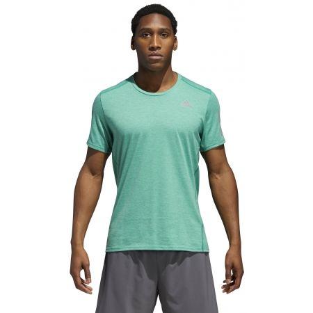 Koszulka męska - adidas RS SOFT TEE M - 2