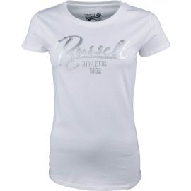 Russell Athletic S/S SILVER - Koszulka damska