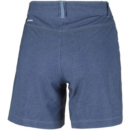 Spodenki sportowe damskie - Columbia PEAK TO POINT SHORT - 2
