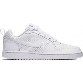 Nike COURT BOROUGH LOW - Obuwie rekreacyjne damskie