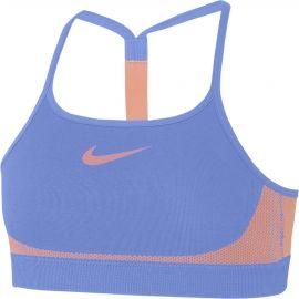Nike BRA SEAMLESS - Biustonosz sportowy dziewczęcy