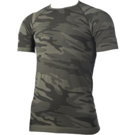 Mico HALF SLVS R/NECK SHIRT SKIN - Koszulka termoaktywna