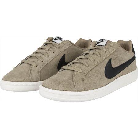 Obuwie męskie - Nike COURT ROYALE SUEDE - 4