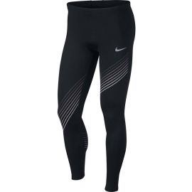 Nike RUN TIGHT GX - Legginsy do biegania męskie