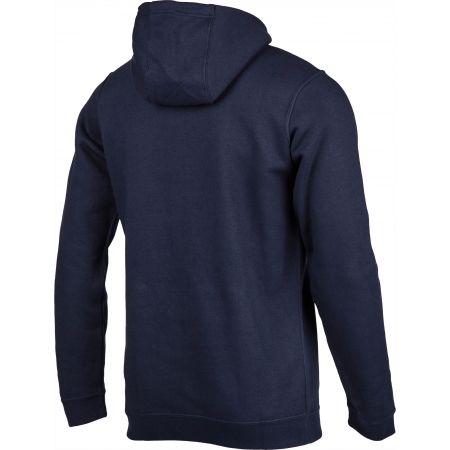Bluza z kapturem męska - Nike HOODIE PO FLC CLUB - 5