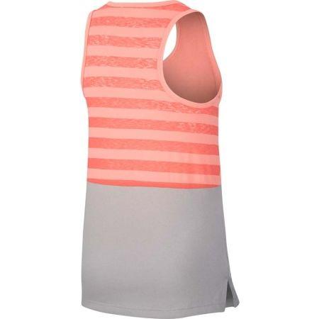 Podkoszulek treningowy dziewczęcy - Nike DRY TANK MDS - 2