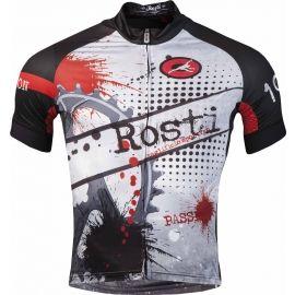 Rosti PASSION DL ZIP - Koszulka rowerowa męska