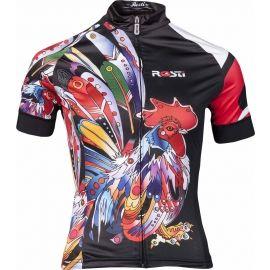 Rosti GALLO DL ZIP - Koszulka rowerowa męska