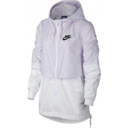 Kurtka sportowa damska - Nike WOVEN JACKET W - 1