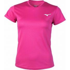 Mizuno DRYLITE TEE - Koszulka do biegania damska
