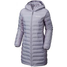 Columbia LAKE 22 LONG HDD JKT - Płaszcz zimowy damski
