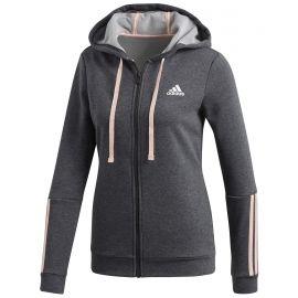 adidas COM MS FZ HOOD - Bluza damska