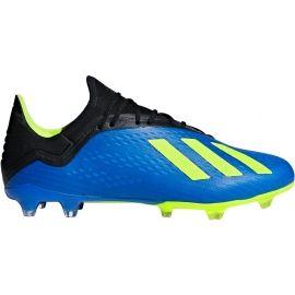 adidas X 18.2 FG - Obuwie piłkarskie męskie