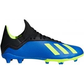 adidas X 18.3 FG J - Obuwie piłkarskie dziecięce