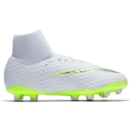 Obuwie piłkarskie dziecięce - Nike JR HYPERVENOM PHANTOM III ACADEMY DYNAMIC FIT FG - 1
