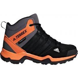 adidas TERREX AX2R MID CP K - Obuwie trekkingowe dziecięce