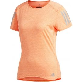adidas RESPONSE TEE W - Koszulka do biegania damska
