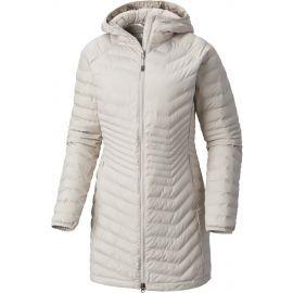 Columbia POWDER LITE MID JACKET - Płaszcz zimowy damski
