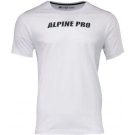 Alpine Pro LEMON - Koszulka męska