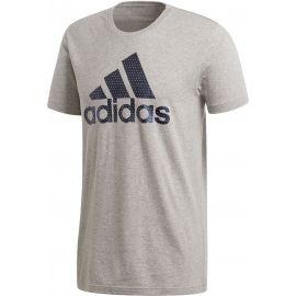 adidas BOS FOIL - Koszulka męska
