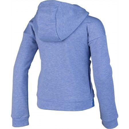 Bluza dziewczęca - Nike DRI-FIT HOODIE FZ CORE STUDIO - 3