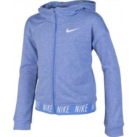 Bluza dziewczęca - Nike DRI-FIT HOODIE FZ CORE STUDIO - 2