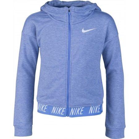 Bluza dziewczęca - Nike DRI-FIT HOODIE FZ CORE STUDIO - 1