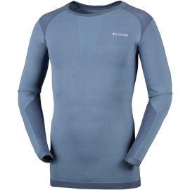 Columbia SEAMLESS LS CREW - Koszulka funkcjonalna męska