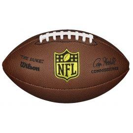 Wilson NFL DUKE REPLICA DEFLATE FB - Piłka do futbolu amerykańskiego