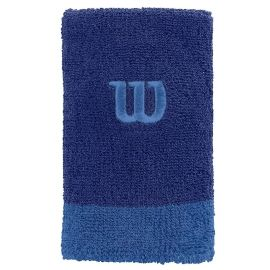 Wilson EXTRA WIDE WRISTBAND - Frotka tenisowa