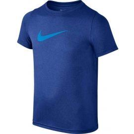 Nike B NK DRY TEE SS SWOOSH SOLID - Koszulka chłopięca