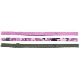 Puma AT SPORTBANDS WOMENS PACK 3PCS - Opaska