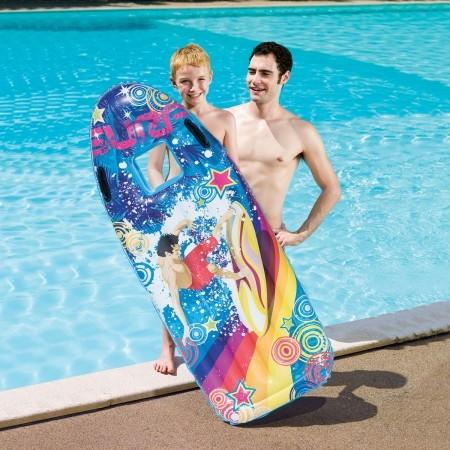 DELUXE EXOTIC SURFRIDER – Deska surfingowa - Bestway DELUXE EXOTIC SURFRIDER