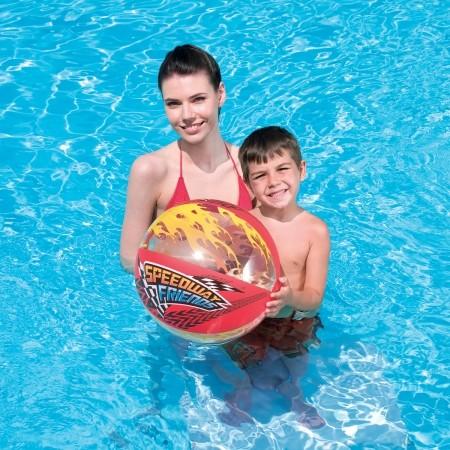 SPEEDYWAY FRIEND BEACH BALL – Piłka dmuchana - Bestway SPEEDYWAY FRIEND BEACH BALL