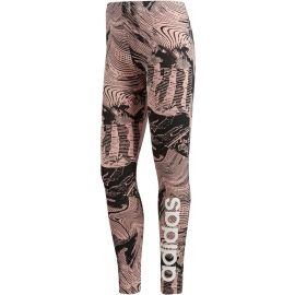 adidas WOMEN´S COMMERCIAL PACK AOP TIGHT - Legginsy damskie