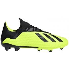 adidas X 18.3 FG - Obuwie piłkarskie męskie