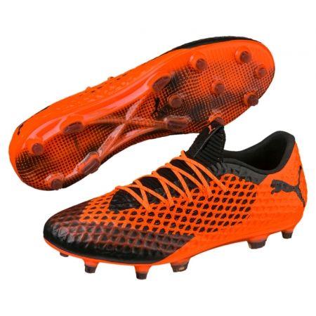Obuwie piłkarskie męskie - Puma FUTURE 2.1 NETFIT LOW FG AG