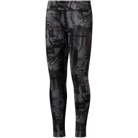 Reebok GIRLS REEBOK ADVENTURE WORKOUT READY LEGGING - Legginsy dziecięce