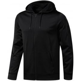 Reebok WORKOUT READY POLY FLEECE FZ HOODIE