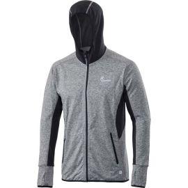 Klimatex KAMBAR - Bluza do biegania z kapturem męska