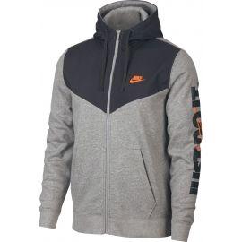 Nike NSW HBR+HOODIE FZ FLC - Bluza męska