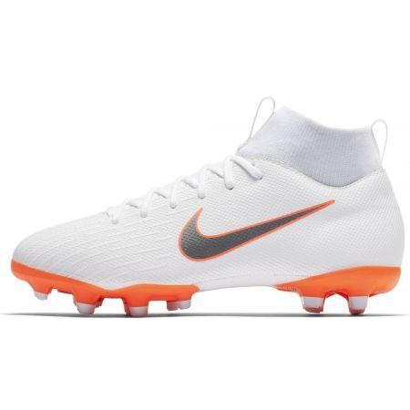 Obuwie piłkarskie dziecięce - Nike SUPERFLY VI ACADEMY MG JR - 8